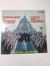 Fernand Gignac - Chants De Noel A L'Oratoire (Vinyl Record, NO 1803, 33)