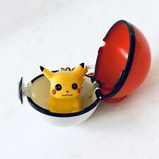 Pokémon Pikachu Pocket Pokéball Keychain