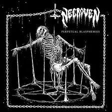 Perpetual Blasphemies [Digipak] by Necroven (CD, Jan-2013, metalhit.com)