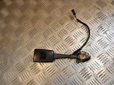 AUDI A6 C6 04-08 FRONT RIGHT LEFT SEAT BELT BUCKLE 8E0857755D 43#88