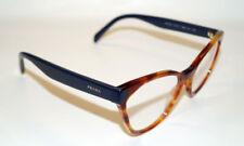 PRADA Brillenfassung Brillengestell Eyeglasses Frame 0PR 02TV 4BW1O1