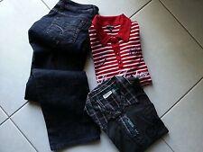 """""""Street One"""" Set, 2x Damen-Poloshirt (entsprechend Größe M) und Jeans Gr. 29"""