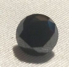 3.48ct Natural BLACK DIAMOND Fancy New Round Loose Jewelry