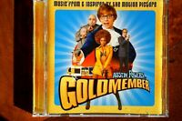 Austin Powers In Goldmember, Music From The Motion Picture  -  CD, VG