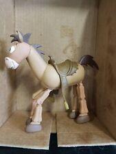 "DISNEY PIXAR TOY STORY GALLOPING HORSE BULLSEYE 7"" ACTION FIGURE MATTEL"