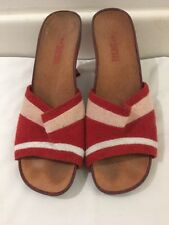 Diesel Ladies Slip On Sandals Size UK 7 / EUR 40
