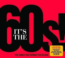 It's The 60s! - Various Artists (NEW 3CD)