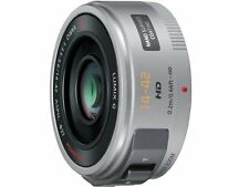 NEW Panasonic H-PS14042-S LUMIX G X VARIO PZ 14-42mm/F3.5-5.6 ASPH./ POWER