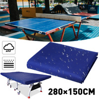 New Waterproof Dustproof Table Tennis Cover Pi ng Pong Table Protective Cover