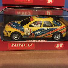M/B NINCO AUDI A4 YELLOW NO 19 REF 50138