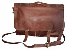 Men's Leather Briefcases and Attaches