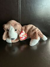 TY Beanie Baby SNIFFER the beagle Mint Condition - Great Gift Check Out My Store