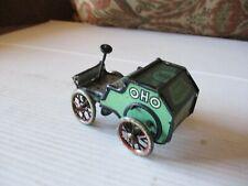 Vintage antique tin wind up Lehmann O.H.O.  Car