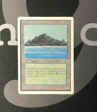 1 Tropical Island (#2126) - Unlimited Land MtG Magic 93/94 Old School Rare 1x x1