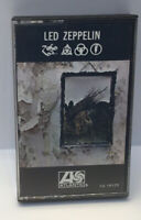 Led Zepplin Symbols Cassette Tape Featuring Stairway To Heaven