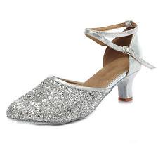 New Arrival  Women Ballroom/Latin/Tango Dance Shoes Heeled Salsa Dancing Shoes