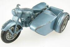 MATCHBOX No 4 - Triumph T 110 Motorcycle & Sidecar - Motorrad + Beiwagen -Lesney