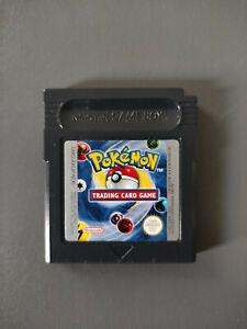 Pokemon Trading Card Game - Gameboy Color - Speicherfähig - Deutsche Fassung