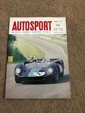 FEB 11 1966 AUTOSPORT vintage car magazine
