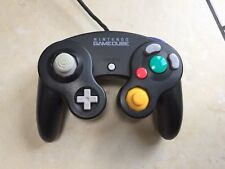 Regulador Negro Genuino NINTENDO GAMECUBE Wii