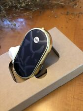Smart Home Google Nest x Yale Lock (Polished Brass) with Nest Connect. Open Box