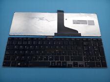 NEW For TOSHIBA Satellite L850D L855 L855D L870 L870D Spanish Keyboard Black