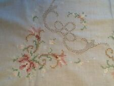 Embroidered Handmade Tablecloths