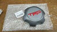 Toyota TRD Matte Gray Center Cap Tacoma 4Runner FJ Cruiser PTR20-35111-GR
