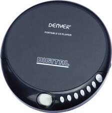 Denver DM-24 Tragbarer CD-Player CD, CD-ROM, CD-RW Schwarz