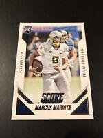 Marcus Mariota 2015 Panini Score Rookie #368 RC Tennesse Titans NFL Football