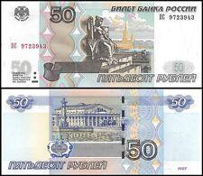 Russia 50 Rubles, 2004, P-269c, UNC