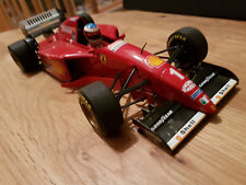 Michael Schumacher Ferrari 412 T2 1996 1:18 (Michael Schumacher Collection)