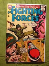 Our Fighting Forces #88 VG 1964 DC