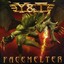 Y&T - Facemelter [New CD] Argentina - Import
