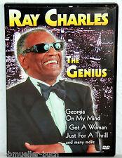 DVD RAY CHARLES - The Genius