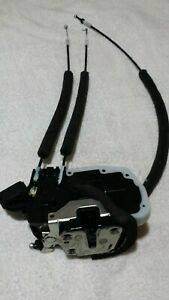 2011 to 2017 Nissan Juke Door Lock Actuator RIGHT REAR with cables $10 back
