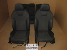 Audi A3 8V Sportback Limousine Sportsitze Lederausstattung Alcantara Sport Sitze