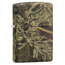 More details for zippo realtree max-1 lighter high definition camo pattern windproof refillable