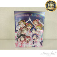 Love Live μ's Final LoveLive μ'sic Forever Blu-ray Memorial BOX New Japan F/S