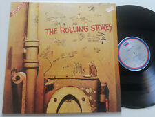 THE ROLLING STONES Beggar's Banquet HOLLAND LP VINYL 1980's EX DIRTY W.C COVER