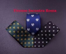 Firenze incontra Roma Collective 8CM Ties Bundle (3 Ties)