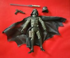 Star Wars 30th Anniversary McQuarrie Concept Darth Vader 2005 Hasbro 3.75 clone