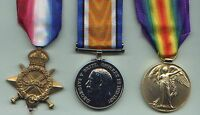 COPY Full Size WWI Trio-STAR, BRITISH WAR MEDAL,VICTORY MEDAL- replacement set