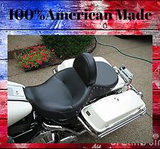 Harley Davidson Motorcycle Drivers Backrest Road Glide Quick Release Adjustable