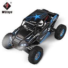 Wltoys 10428 - B 1:10 Rc Car Climbing Truck 4Wd 2.4Ghz 30Km/H+Remote Control