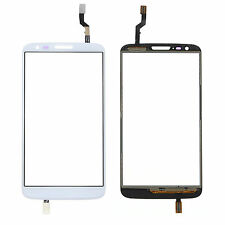 OEM NEW Touch Screen Digitizer Glass Repair Parts For LG G2 D802 D805 White