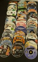 Lot Of 40 PS1.2.3, Wii Xbox 360 And Xbox One Discs For Repair Only