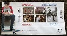 """FDC E 704 Nederland """"Kinderzegels"""" 2014"""