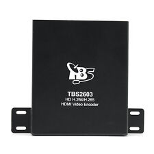 TBS2603 H.264 H.265 HD HDMI  Encoder Video Converter For IPTV Live Broadcast