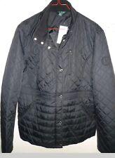 Ralph Lauren femme matelassé noir manteau veste neuf avec étiquettes taille  XL (. 07d95ee049ee